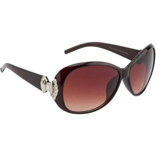 POLOSHADES Butterfly Sunglasses(Brown)