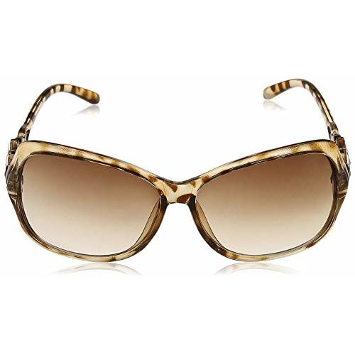 Rockford UV Protected Butterfly Women's Sunglasses - (RF-071_120|60|Brown Color Lens)