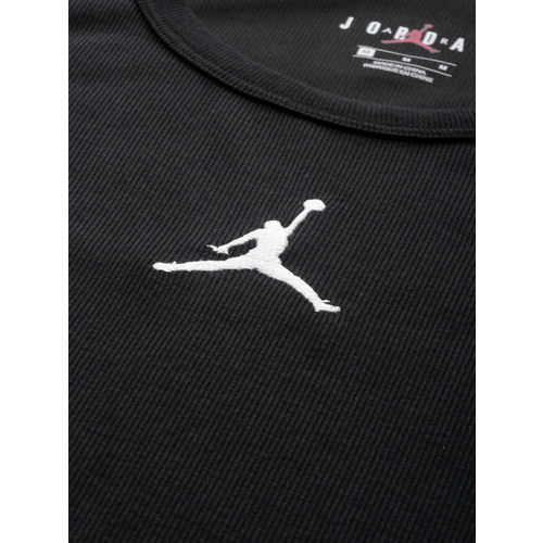 Nike Men Black Solid Slim Fit BUZZER BEATER Sports T-shirt