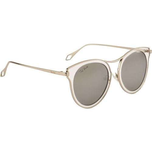 Ted Smith Cat-eye Sunglasses(Grey)