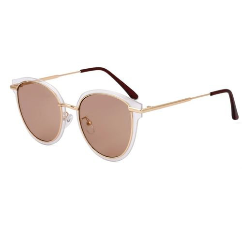Royal Son Cat-eye Sunglasses(Brown)