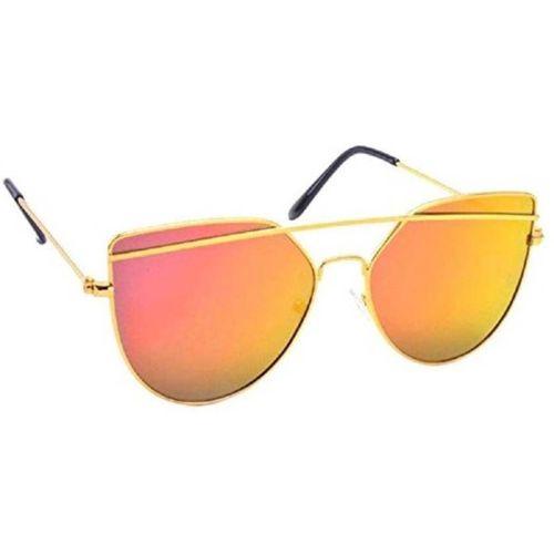 Sulit Cat-eye Sunglasses(Golden)