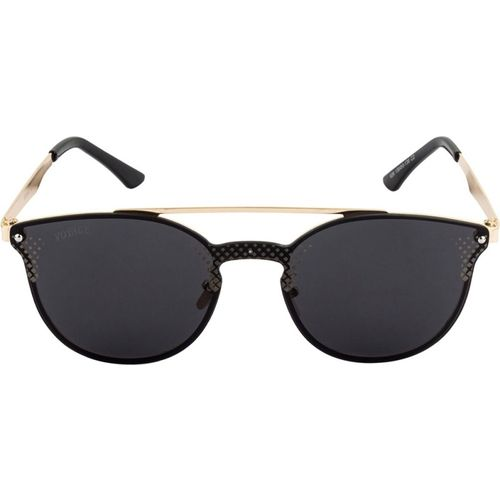 Voyage Cat-eye Sunglasses(Black)