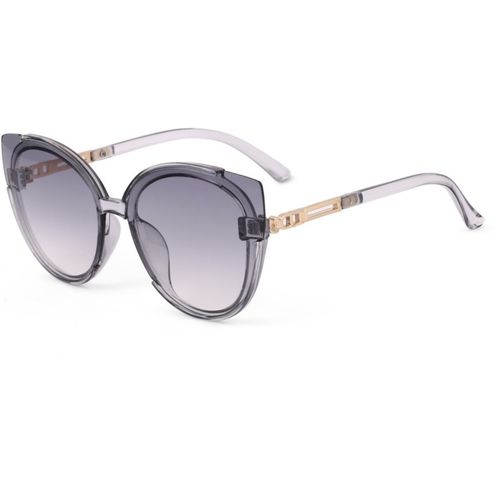 Royal Son Cat-eye Sunglasses(Grey)