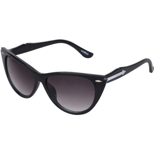 Laurels Cat-eye Sunglasses(Black)