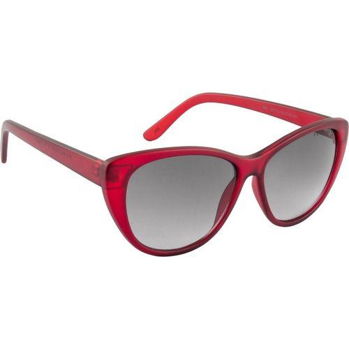 Farenheit Cat-eye Sunglasses(Grey)