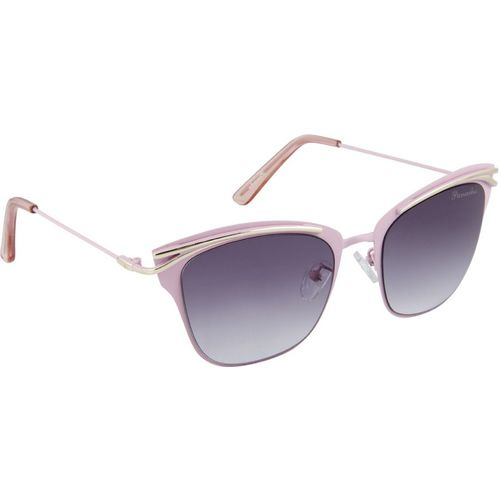 Panache Cat-eye Sunglasses(Grey)