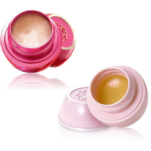 Oriflame Sweden Tender Care Protecting Balm pack of 2 Rose, Honey(Pack of: 2, 15 ml)
