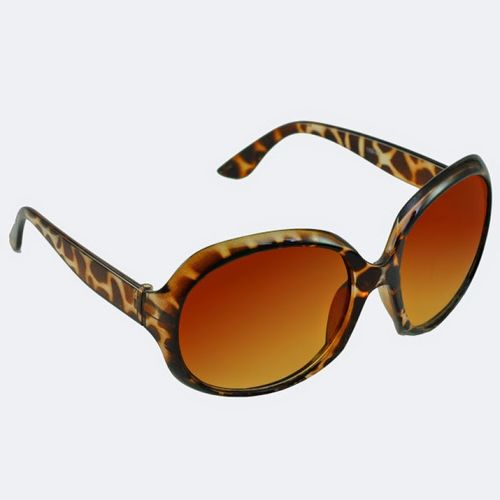 Diovanni Cat-eye Sunglasses(Brown)