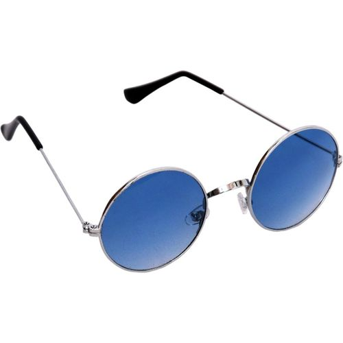iking Oval Sunglasses(Blue)