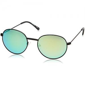 Fastrack Gradient Oval Men's Sunglasses - (M158GR2|Green Color)
