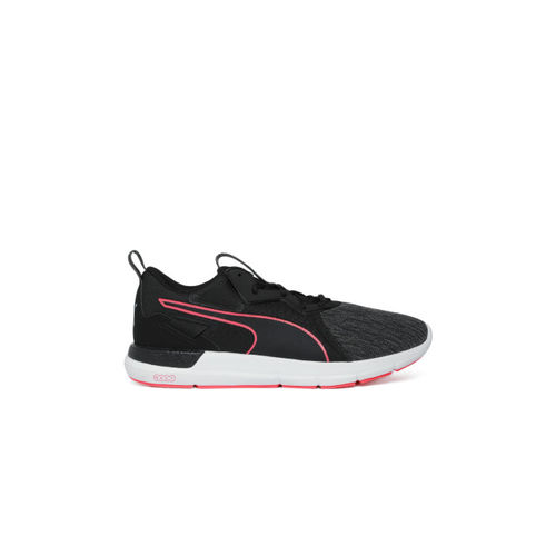 Puma Women Black Nrgy Dynamo Futuro Running Shoes