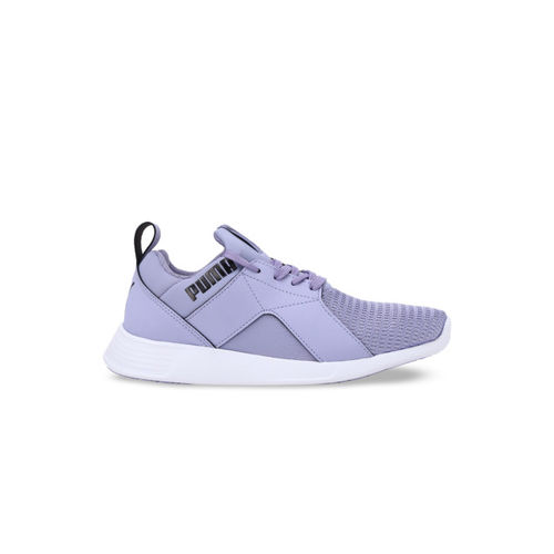 Puma Lavender Zod Runner NM Wns IDP Sweet Mesh Running Shoes