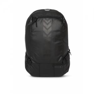 HRX by Hrithik Roshan Unisex Black Graphic Backpack