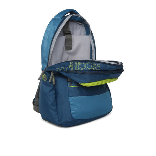 Skybags Unisex Teal Blue VADER 1 Laptop Backpack