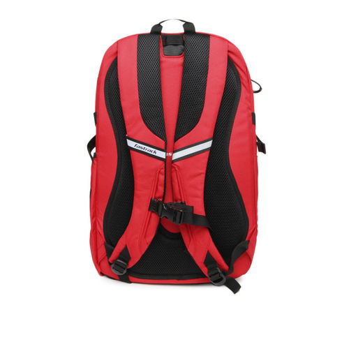 Fastrack Unisex Red Hi-Utility Backpack