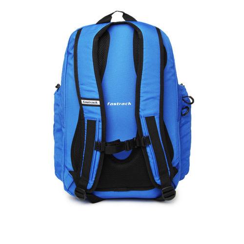 Fastrack Men Blue Backpack