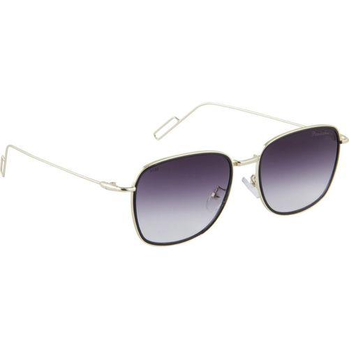 Panache Rectangular Sunglasses(Grey)