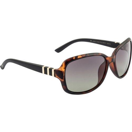 Farenheit Rectangular Sunglasses(Green)