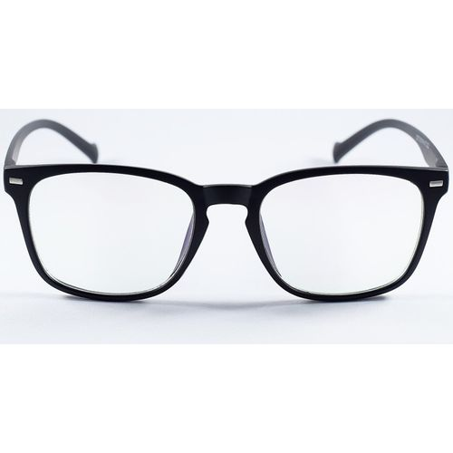 Azmani Rectangular Sunglasses(Clear)