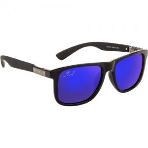 Aislin Wayfarer, Rectangular Sunglasses(Blue, Violet)