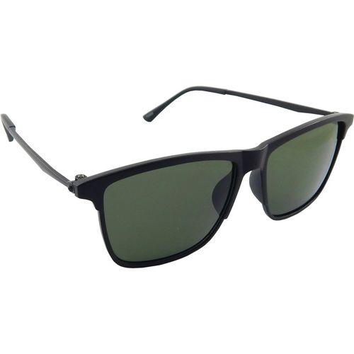 Els Rectangular Sunglasses(Green)