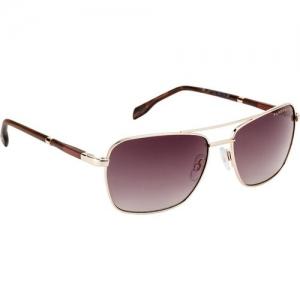 Farenheit Rectangular Sunglasses(Violet)