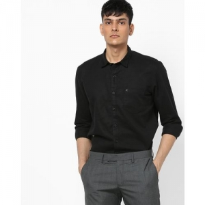 NUMERO UNO Shirt with Patch Pocket