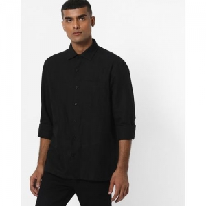 JOHN PLAYERS Full-Sleeve Shirt with Patch Pocket