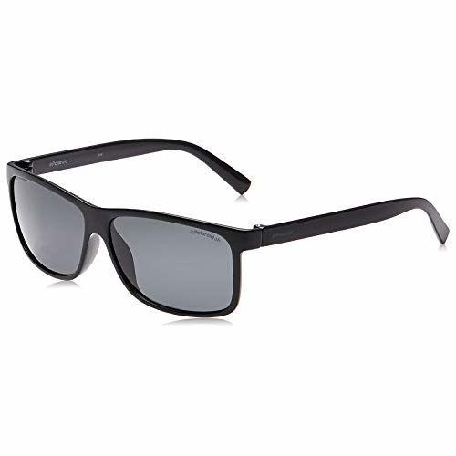 Polaroid Polarized Rectangular Men's Sunglasses - (PLD 3010/S D28 59Y2 59 Grey Color)