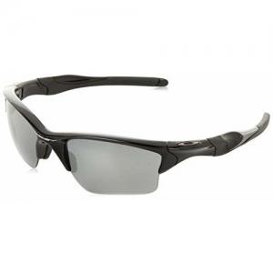 Oakley Men's Half Jacket 2.0 XL Iridium Sport Sunglasses