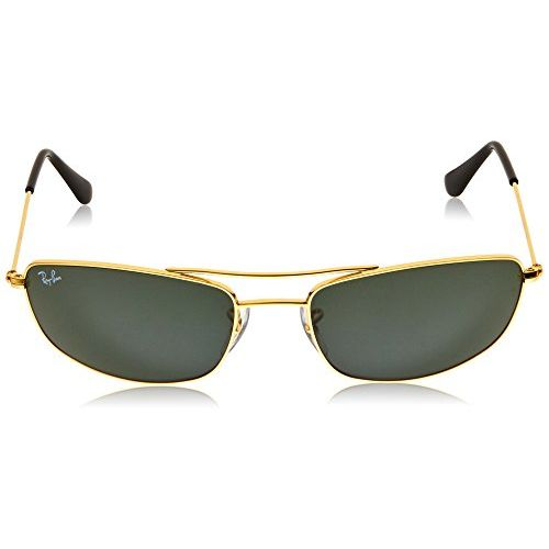 Ray-Ban Rectangular Men's Sunglasses (0RB3383I00160_Green)