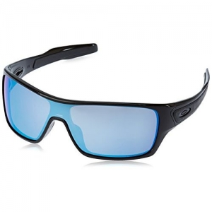 Oakley Men's Turbine OO9263 Rectangular Sunglasses