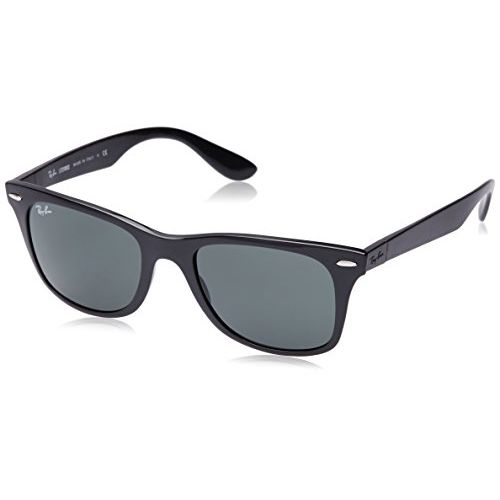Ray-Ban UV Protected Rectangular Men's Sunglasses (0RB4195601/7152|52|Green)