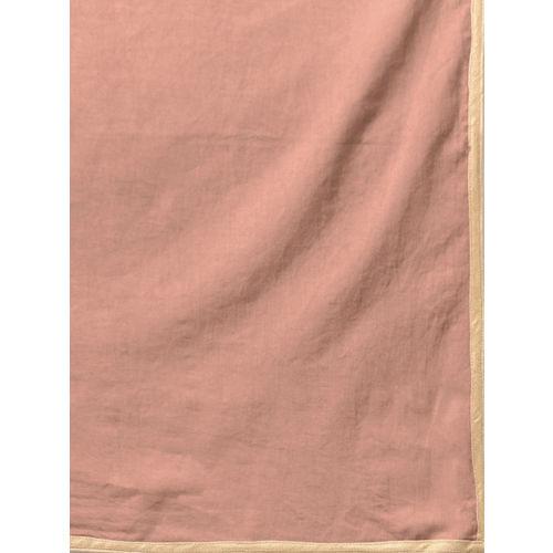 AKS Women Brown Printed Kurta with Palazzos & Dupatta