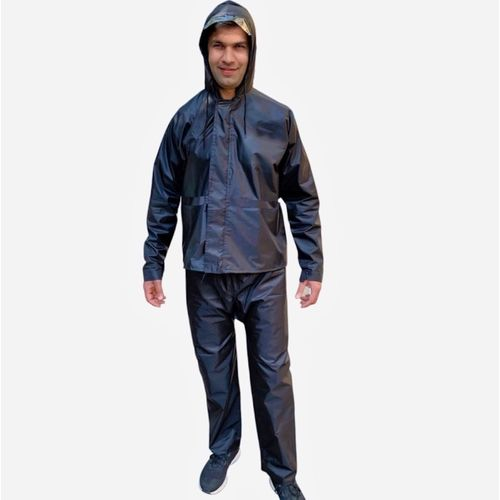 daelyn Solid Men Raincoat