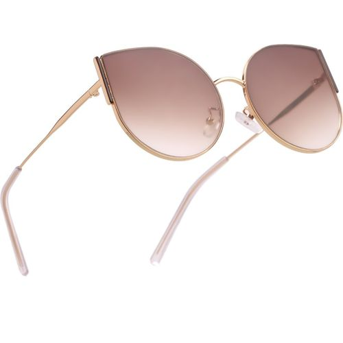 Royal Son Round, Oval, Cat-eye Sunglasses(Brown)