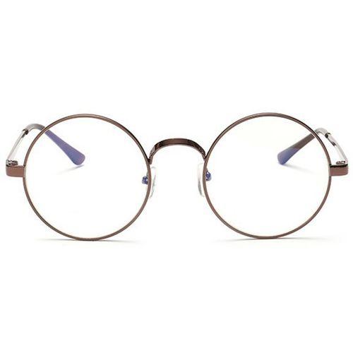 RazMaz Round Sunglasses(Clear, Silver)