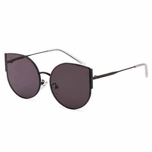 Royal Son Latest Stylish Round Cat Eye Oval Sunglasses