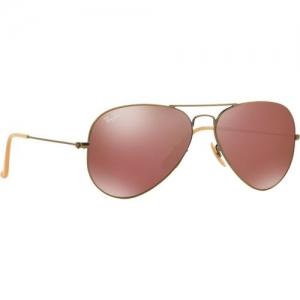 Ray-Ban Round Sunglasses(Red)