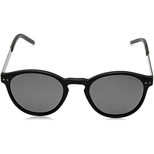 Polaroid Polarized Round Unisex Sunglasses - (PLD 1029/S 003 50M9|50|Grey Color)