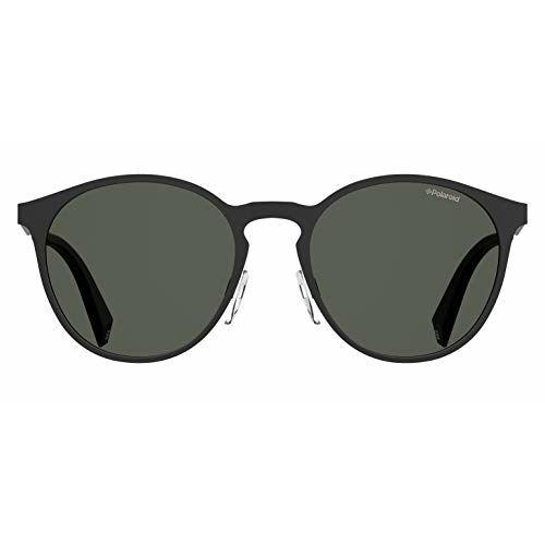 Polaroid Polarized Round Women's Sunglasses - (PLD 4053/S 807 50M9|50|Grey Color)
