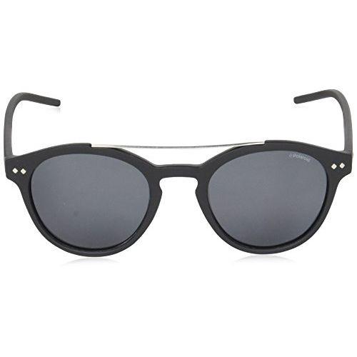 Polaroid Polarized Round Unisex Sunglasses - (PLD 6030/S 003 50M9|50|Grey Color)