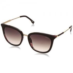 IDEE Gradient Round Women's Sunglasses - (IDS2248C1SG|56|Smoke Gradient Color)