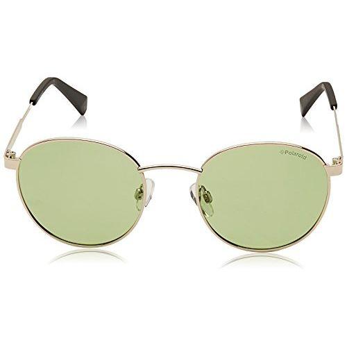 Polaroid Gradient Round Women's Sunglasses - (PLD 2053/S 1ED 51UC 51 Green Color)