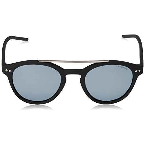 Polaroid Mirrored Round Unisex Sunglasses - (PLD 6030/S 003 50EX|50|Silver Color)