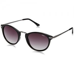 IDEE Gradient Round Women's Sunglasses - (IDS2142C1SG|50|Smoke Gradient Color)