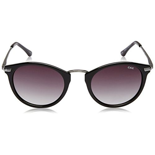 IDEE Gradient Round Women's Sunglasses - (IDS2142C1SG|50|Smoke Gradient Color)