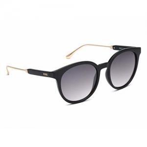 IDEE Gradient Round Women's Sunglasses - (IDS2456C1SG|53|Smoke Gradient FM Color Lens)