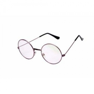 LUB Clear Round Sunglass For Men and Women